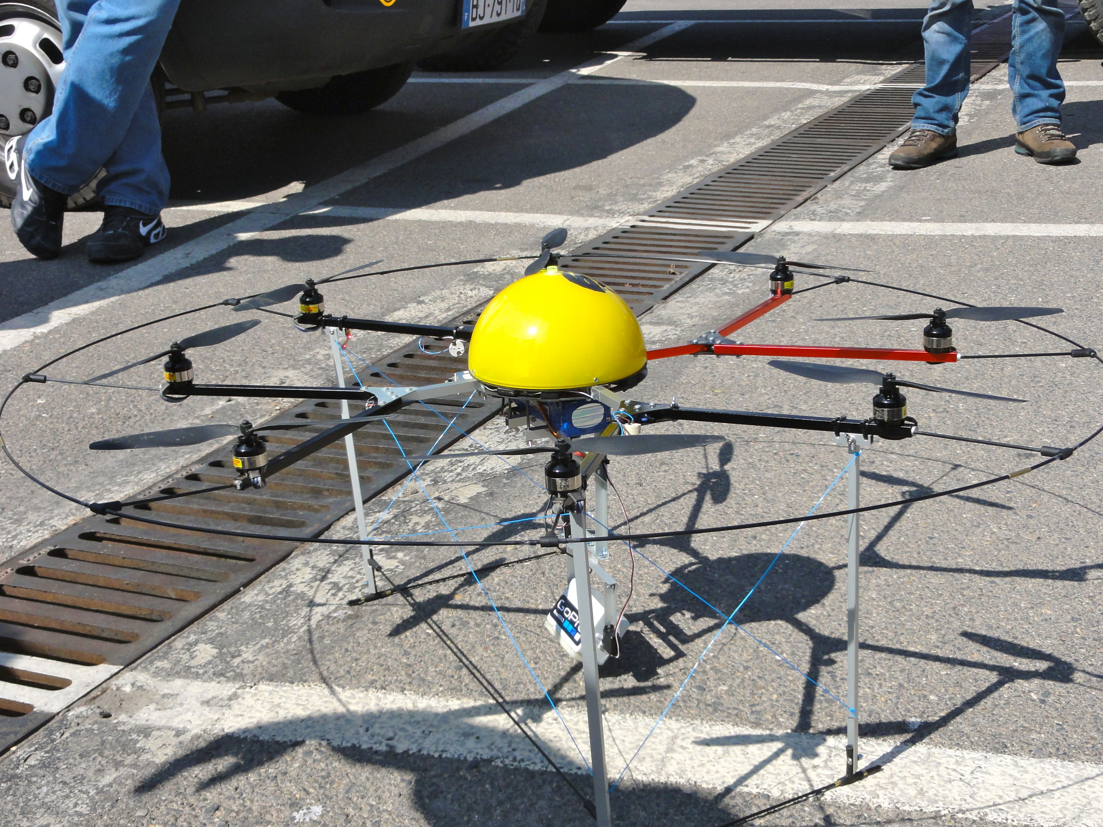 parrot ar drone instructions