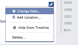 Facebook Post Delete Snap